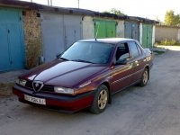 AlfaRomeo 155, 167, Седан, 1992–1995