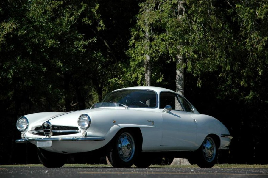 AlfaRomeo Giulietta Sprint Speciale купе 2-дв., 1960–1962, 750/101 [2-й рестайлинг] - отзывы, фото и характеристики на Car.ru