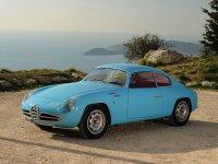 AlfaRomeo Giulietta, 750/101, Svz купе 2-дв., 1954–1959