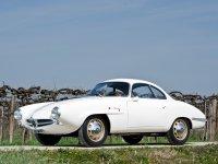 AlfaRomeo Giulietta, 750/101 [рестайлинг], Sprint speciale купе 2-дв., 1959–1962