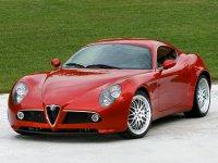 AlfaRomeo 8C Competizione, 1 поколение, Купе, 2007–2010