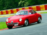 AlfaRomeo Giulietta, 750/101 [рестайлинг], Sz купе 2-дв., 1959–1962