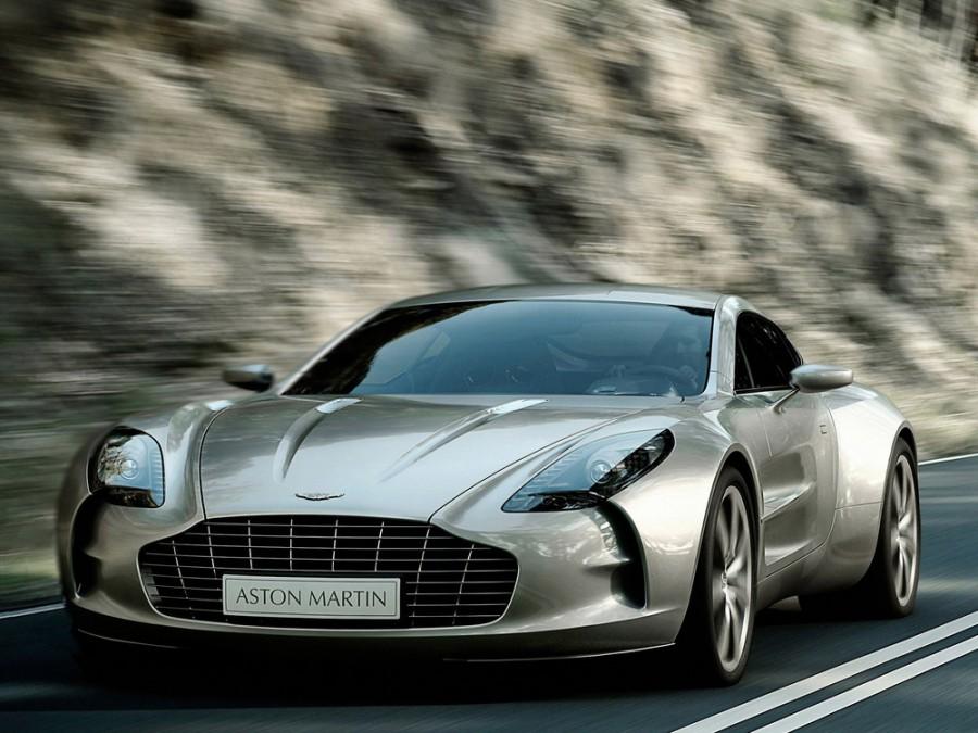 AstonMartin One-77 купе, 1 поколение - отзывы, фото и характеристики на Car.ru