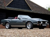 AstonMartin Vantage, 1 поколение, V8 volante