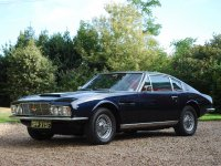 AstonMartin DBS, 1 поколение, Купе, 1967–1973
