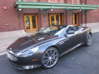 Aston Martin Virage, 1 поколение, Volante кабриолет, 2011–2012