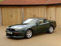 AstonMartin Vantage, 2 поколение, V8 купе 2-дв., 1993–2000
