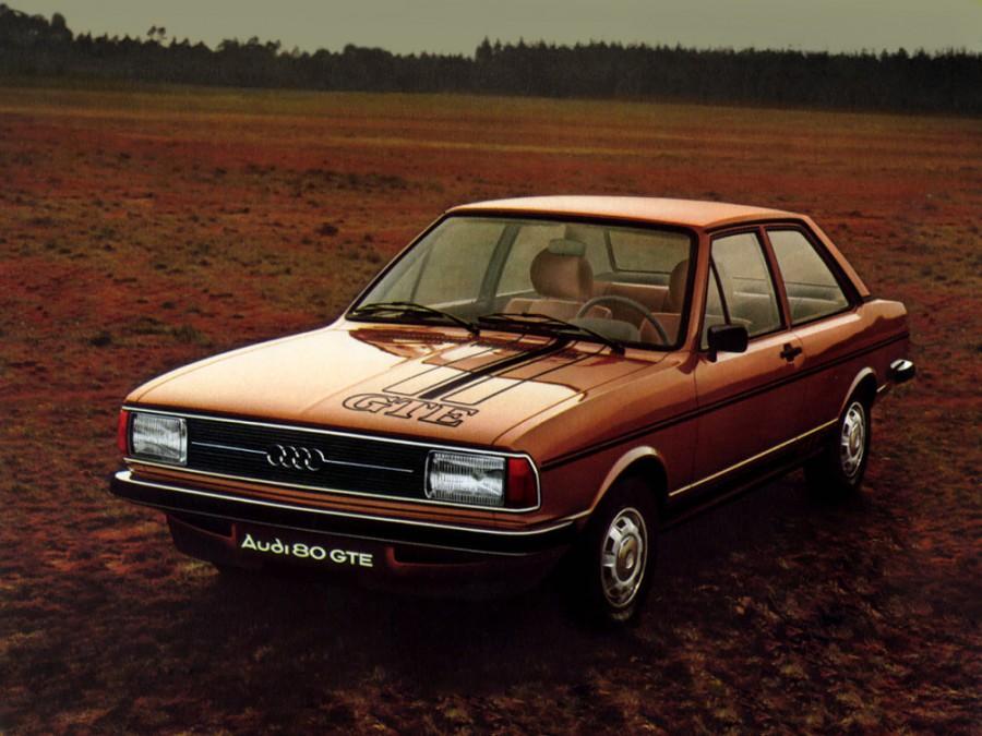 Audi 80 GTE седан 2-дв., B1 [рестайлинг] - отзывы, фото и характеристики на Car.ru