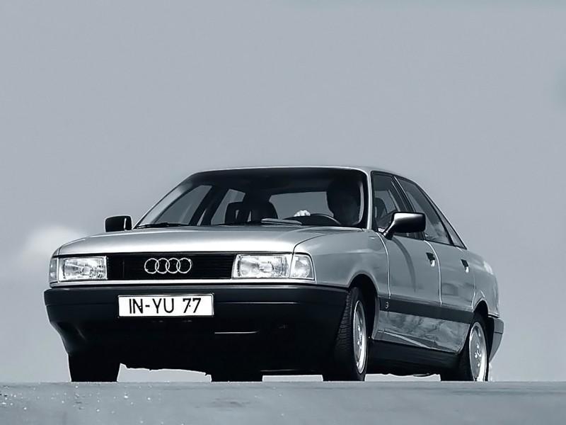 Audi 80, Аргун