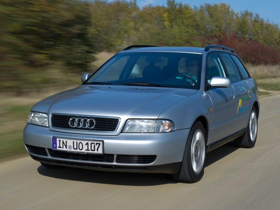 Audi A4 Duo универсал 5-дв., 1994–1997, B5 - отзывы, фото и характеристики на Car.ru