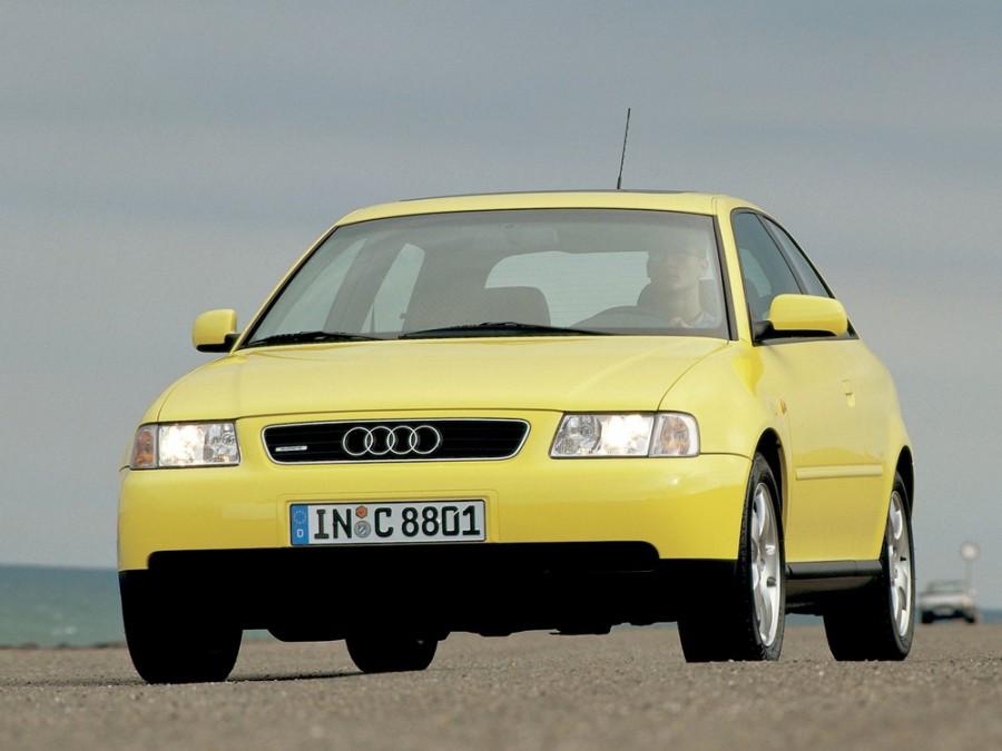 Audi A3 хетчбэк 3-дв., 1996–2000, 8L - отзывы, фото и характеристики на Car.ru