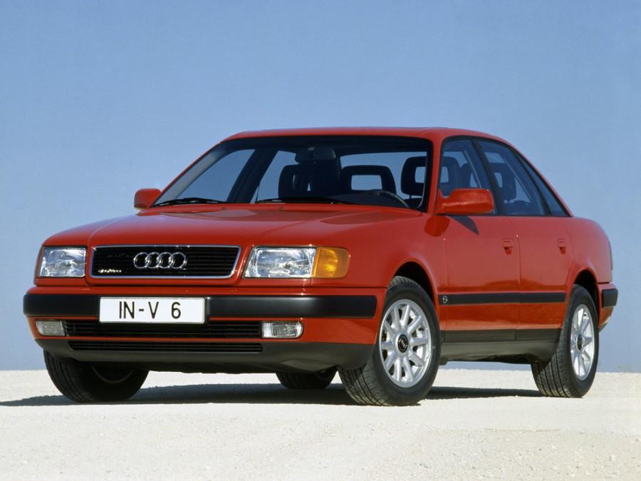 Audi 100 седан, 1990–1994, 4A/C4 - отзывы, фото и характеристики на Car.ru