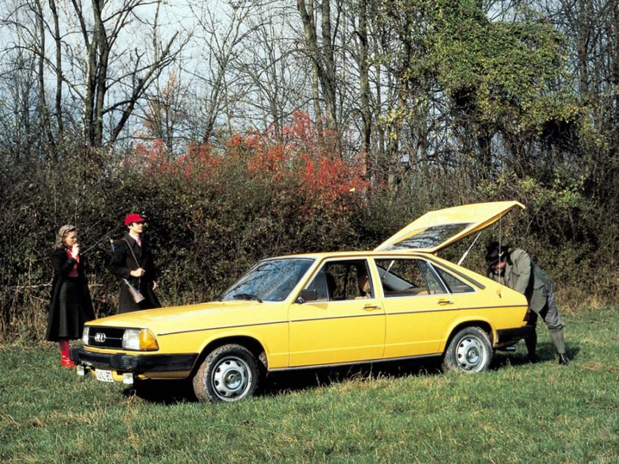 Audi 100 Avant хетчбэк, 1976–1980, С2 - отзывы, фото и характеристики на Car.ru