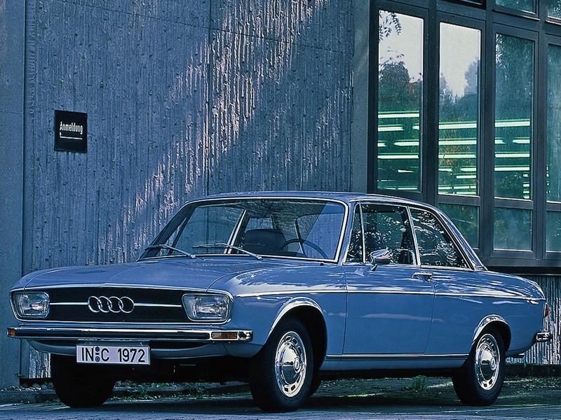 Audi 100 седан 2-дв., 1968–1972, С1 - отзывы, фото и характеристики на Car.ru