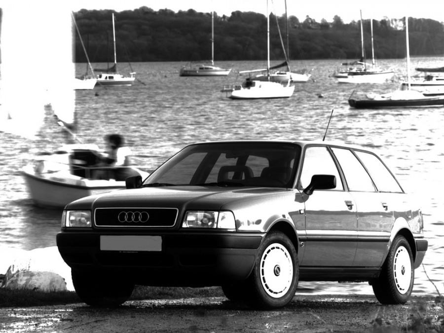 Audi 80 универсал, 1991–1996, 8C/B4 - отзывы, фото и характеристики на Car.ru