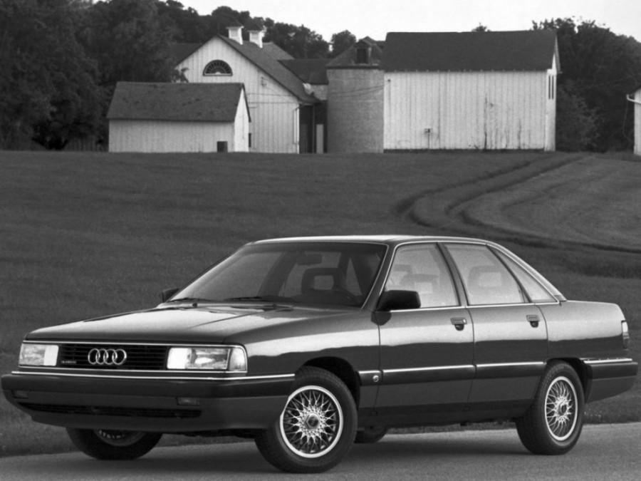 Audi 200 седан, 1983–1991, 44/44Q - отзывы, фото и характеристики на Car.ru