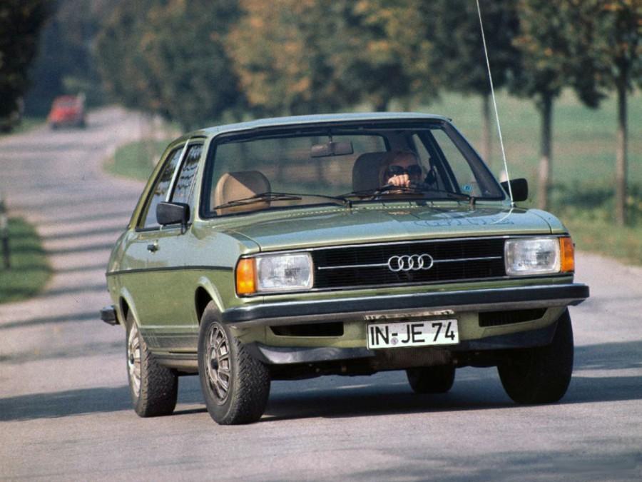 Audi 80 седан 2-дв., B1 [рестайлинг] - отзывы, фото и характеристики на Car.ru