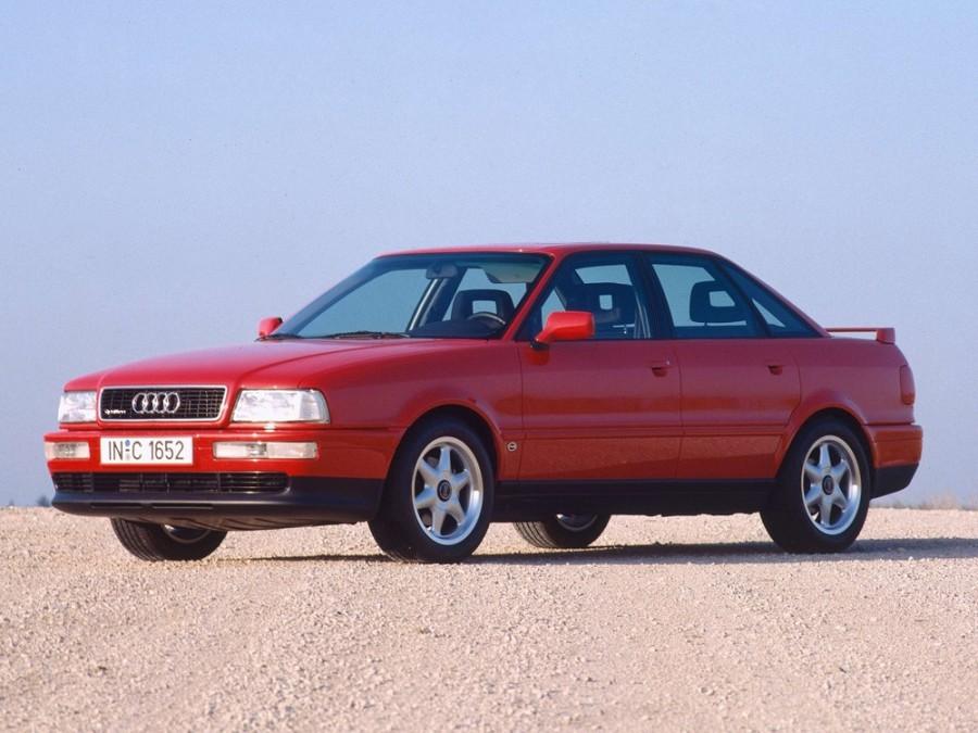 Audi 80 седан, 1991–1996, 8C/B4 - отзывы, фото и характеристики на Car.ru