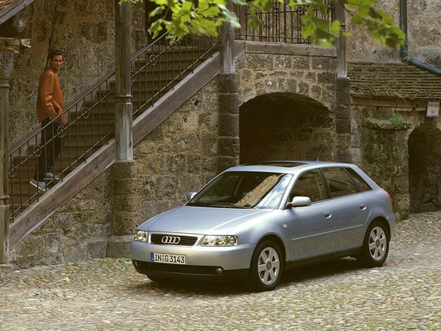 Audi A3 хетчбэк 5-дв., 1996–2000, 8L - отзывы, фото и характеристики на Car.ru