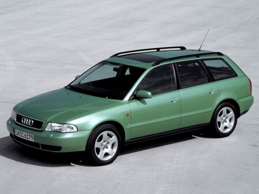 Audi A4 Avant универсал 5-дв., 1994–1997, B5 - отзывы, фото и характеристики на Car.ru