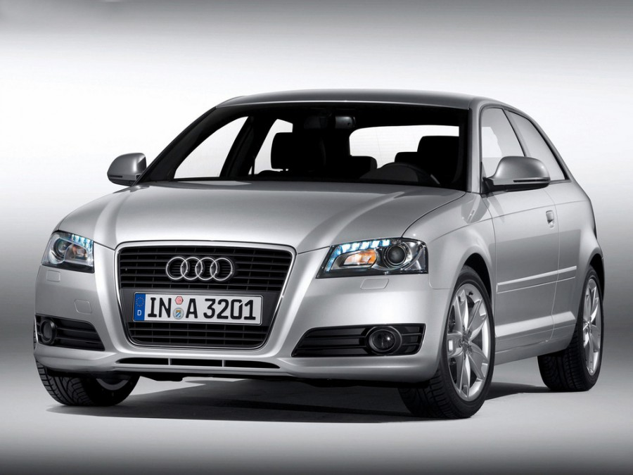Audi A3 хетчбэк 3-дв., 2008–2013, 8P/8PA [2-й рестайлинг] - отзывы, фото и характеристики на Car.ru