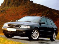 Audi A4, B5 [рестайлинг], Avant универсал 5-дв., 1997–2001