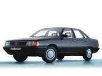 Audi 100, С3, Седан, 1982–1988