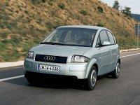 Audi A2, 8Z, Минивэн, 1999–2005