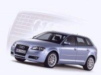 Audi A3, 8P/8PA [рестайлинг], Sportback хетчбэк 5-дв., 2003–2008