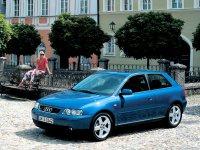 Audi A3, 8L [рестайлинг], Хетчбэк, 2000–2003