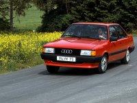 Audi 80, B2, Седан 2-дв., 1978–1986