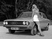 Audi 100, С1 [рестайлинг], Седан, 1973–1976