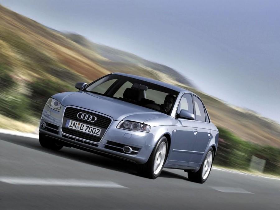 Audi A4, Абдулино