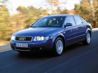 Audi A4, B6, Седан, 2000–2005