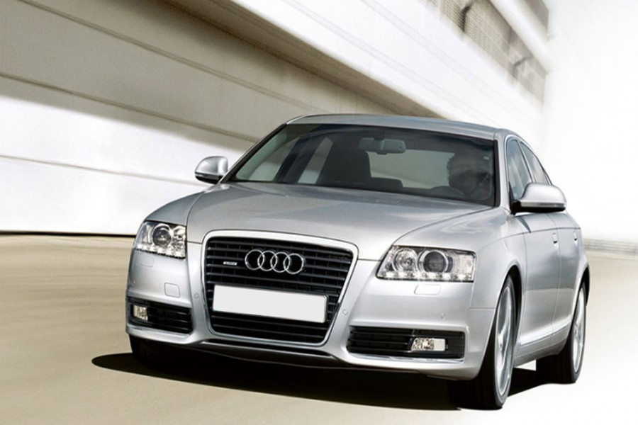 Audi A6 седан, 2008–2011, 4F/C6 [рестайлинг] - отзывы, фото и характеристики на Car.ru