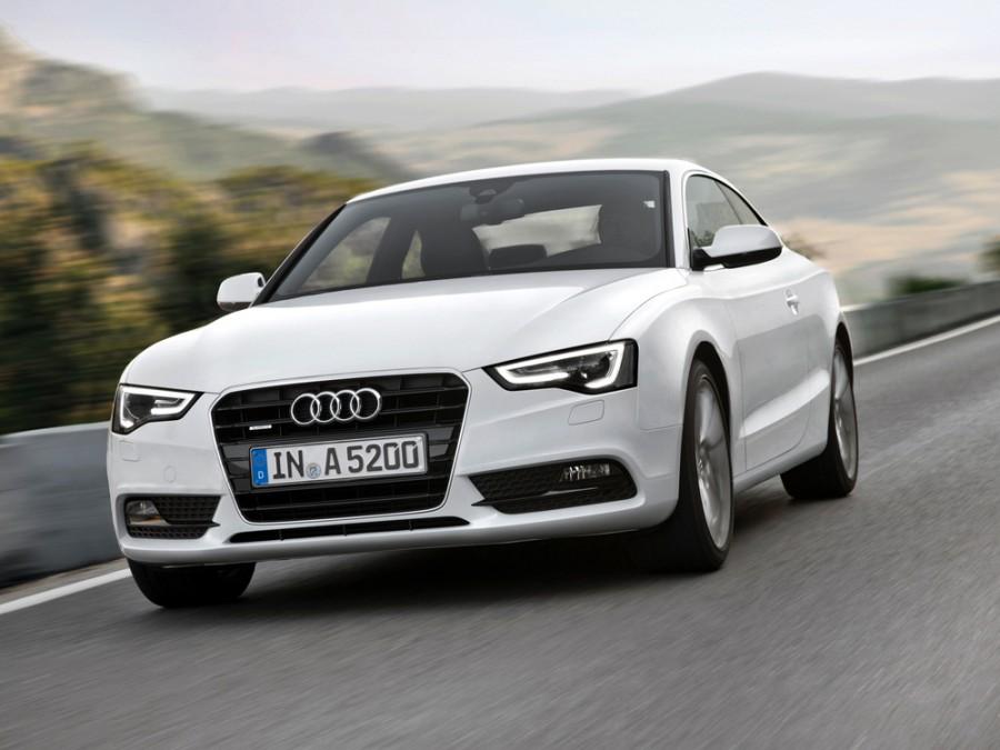 Audi A5 купе, 2011–2016, 8T [рестайлинг] - отзывы, фото и характеристики на Car.ru