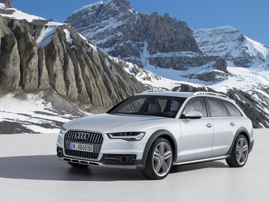 Audi A6 Allroad quattro универсал 5-дв., 2014–2016, 4G/C7 [рестайлинг] - отзывы, фото и характеристики на Car.ru