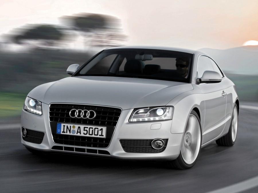 Audi A5 купе, 2007–2011, 8T - отзывы, фото и характеристики на Car.ru