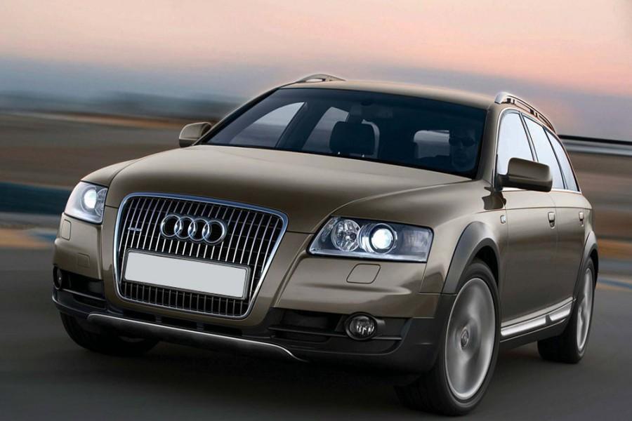 Audi A6 Allroad quattro универсал 5-дв., 2004–2008, 4F/C6 - отзывы, фото и характеристики на Car.ru
