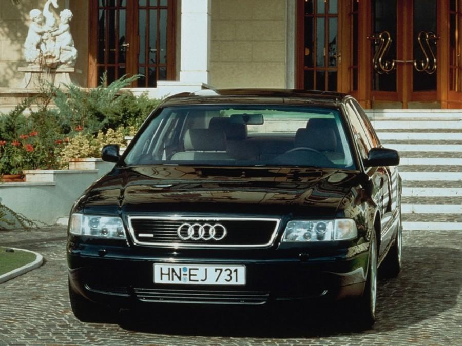 Audi A8 седан 4-дв., 1994–1999, D2/4D - отзывы, фото и характеристики на Car.ru