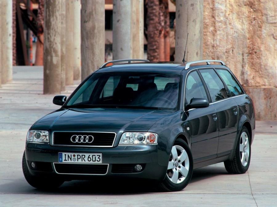 Audi A6 универсал, 2001–2004, 4B/C5 [рестайлинг] - отзывы, фото и характеристики на Car.ru