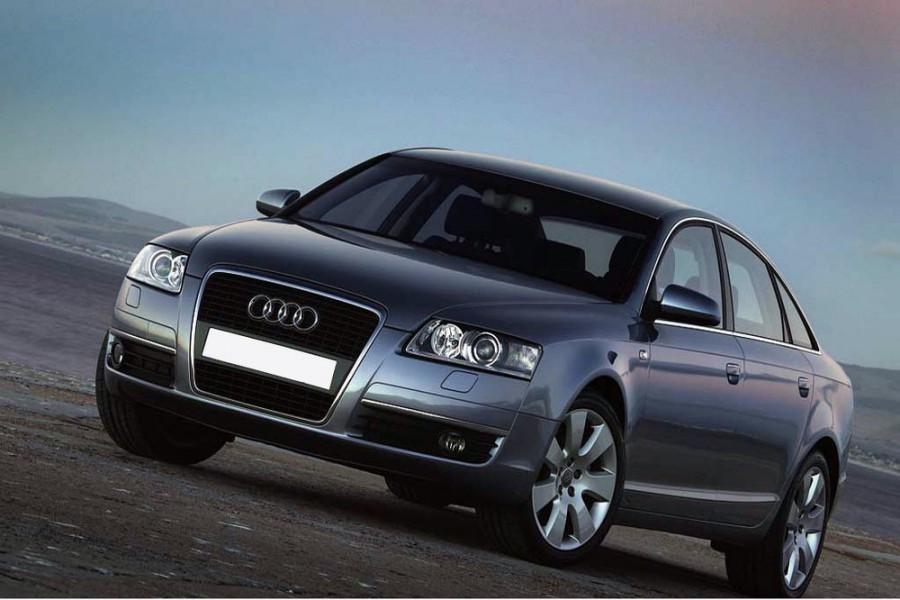 Audi A6 седан, 2004–2008, 4F/C6 - отзывы, фото и характеристики на Car.ru