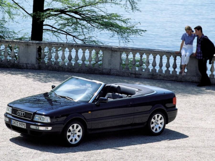 Audi Cabriolet кабриолет, 1992–2001, 8G7/B4 - отзывы, фото и характеристики на Car.ru