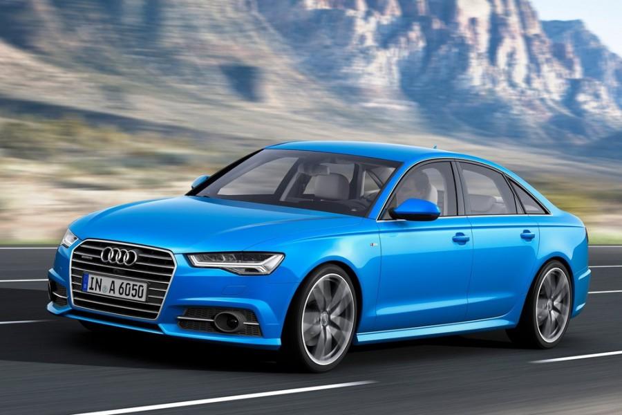 Audi A6 седан, 2014–2016, 4G/C7 [рестайлинг] - отзывы, фото и характеристики на Car.ru
