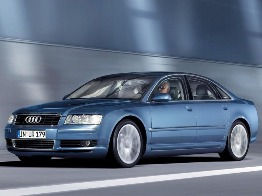 Audi A8 седан, 2002–2005, D3/4E - отзывы, фото и характеристики на Car.ru