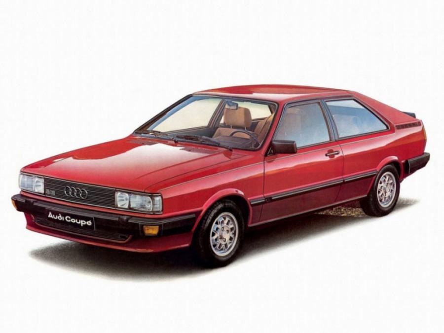 Audi Coupe купе, 1984–1988, 81/85 - отзывы, фото и характеристики на Car.ru