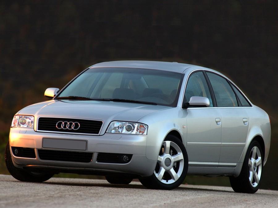 Audi A6 седан, 2001–2004, 4B/C5 [рестайлинг] - отзывы, фото и характеристики на Car.ru