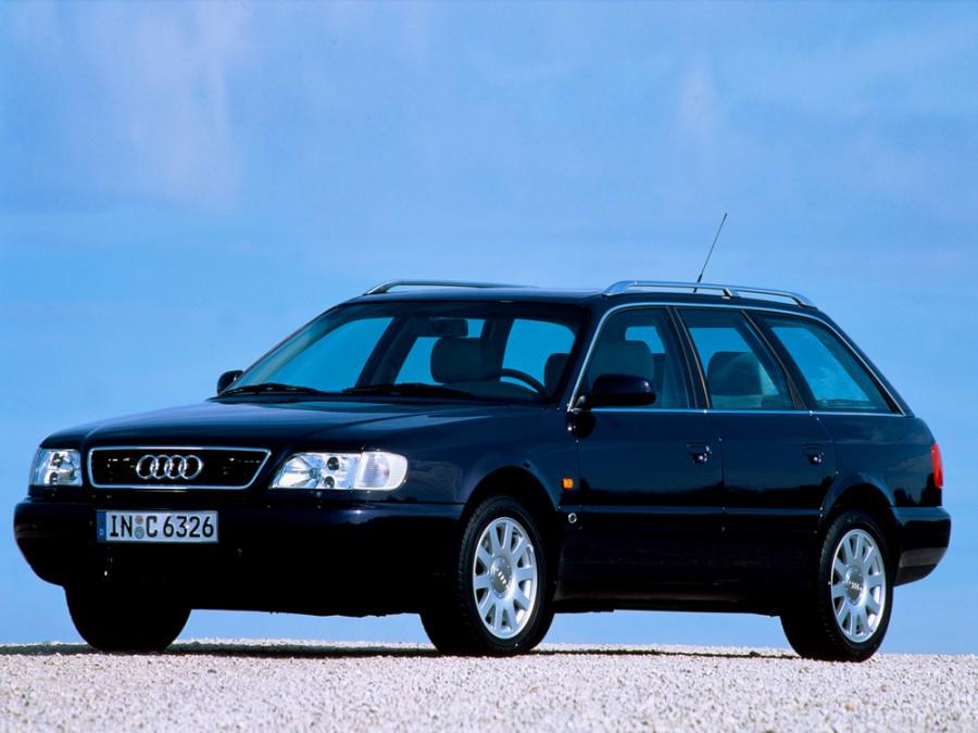Audi A6 универсал, 1994–1997, A4/C4 - отзывы, фото и характеристики на Car.ru