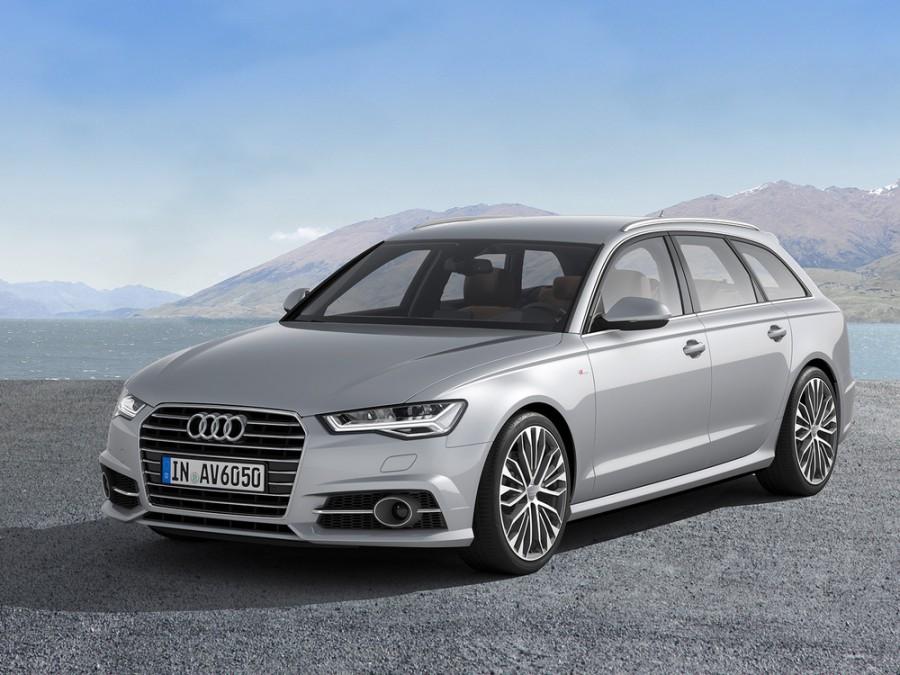 Audi A6 Avant универсал 5-дв., 2014–2016, 4G/C7 [рестайлинг] - отзывы, фото и характеристики на Car.ru