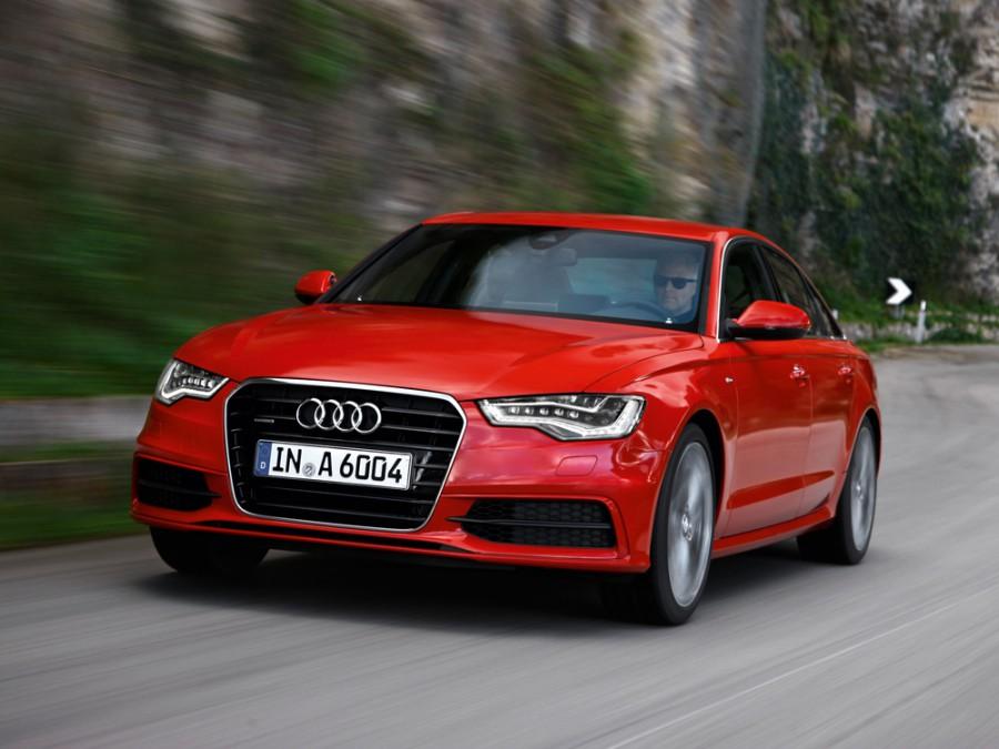 Audi A6 седан, 2011–2014, 4G/C7 - отзывы, фото и характеристики на Car.ru